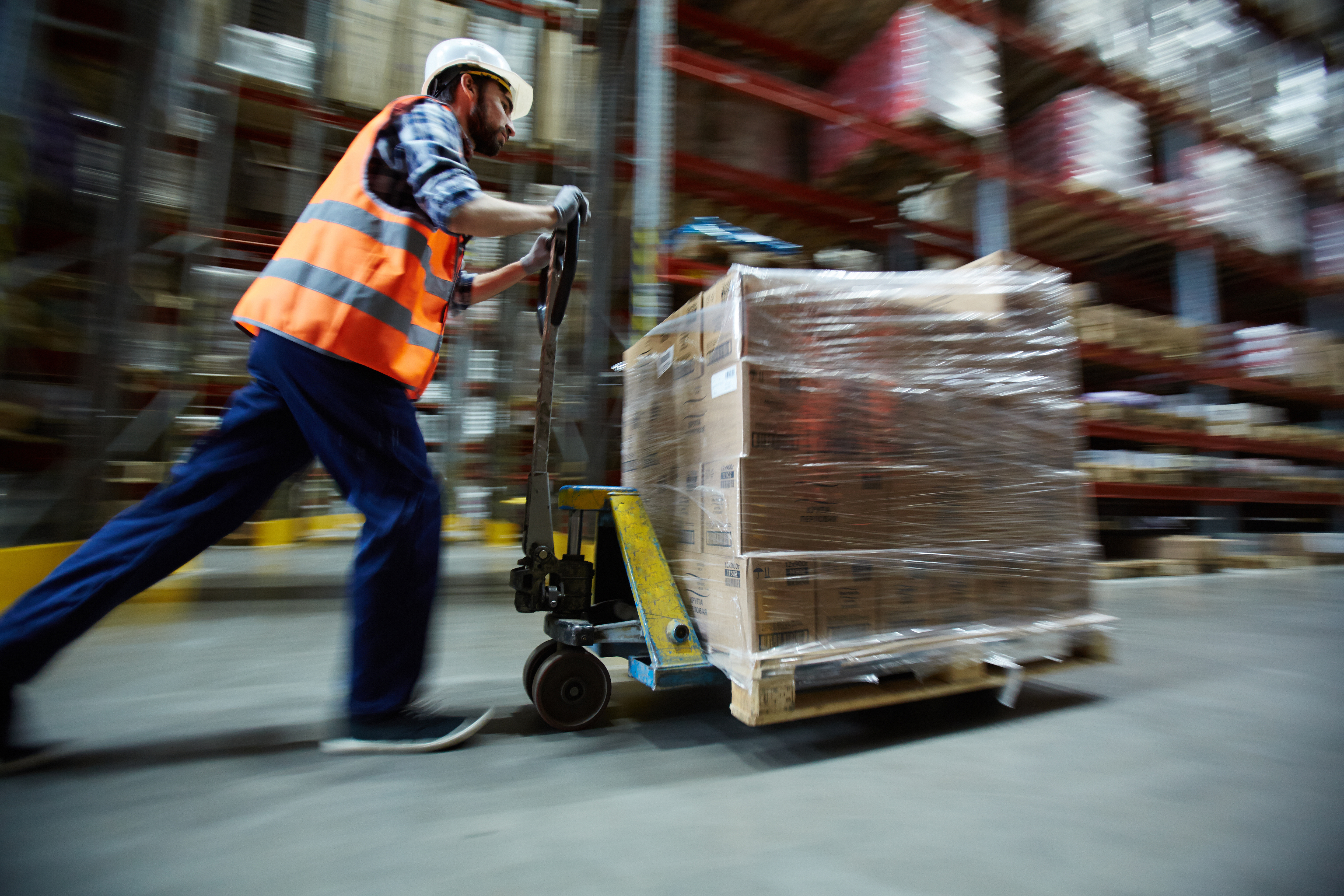 Forklift Cargo - About MidCo