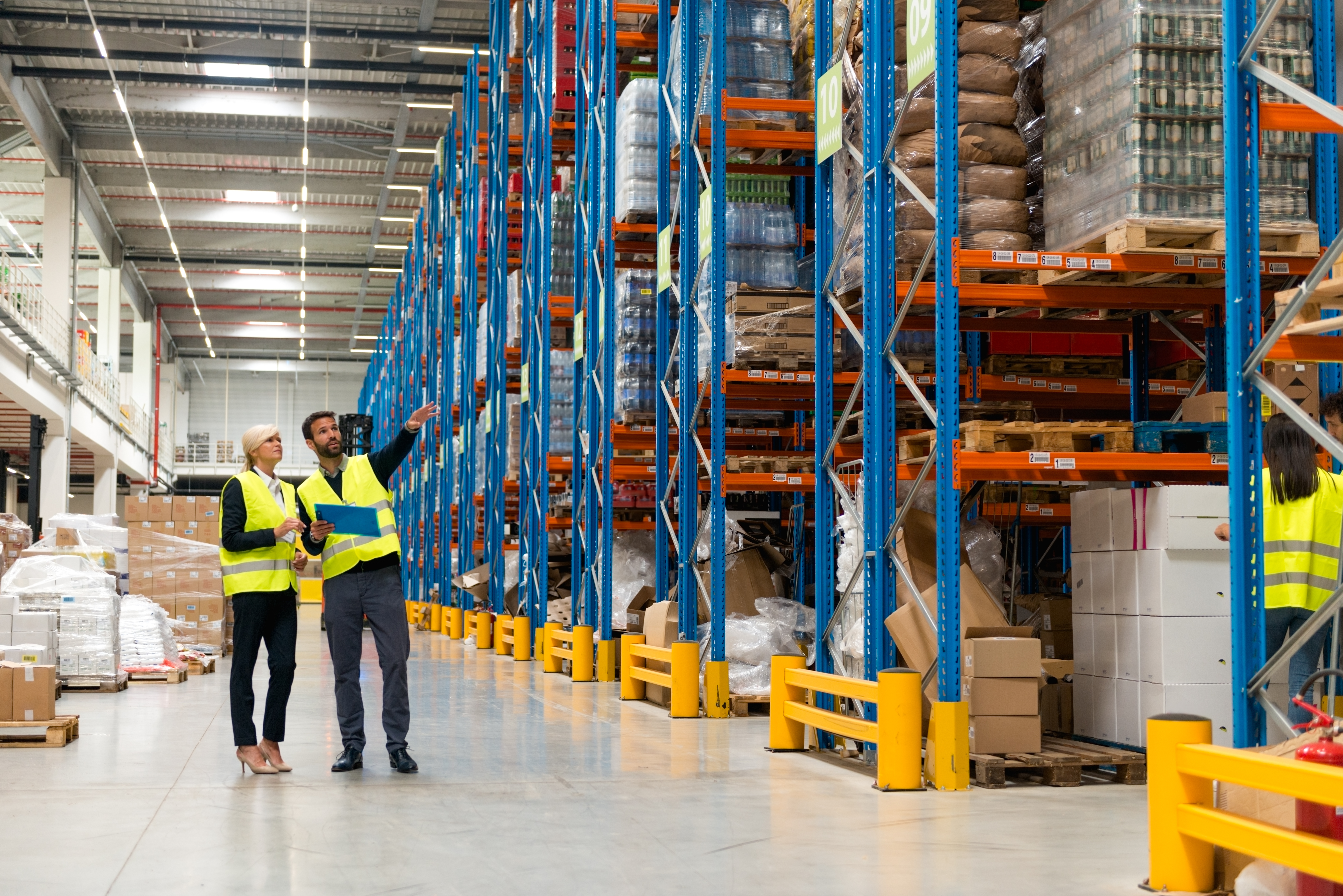 Warehouse Managers - About MidCo