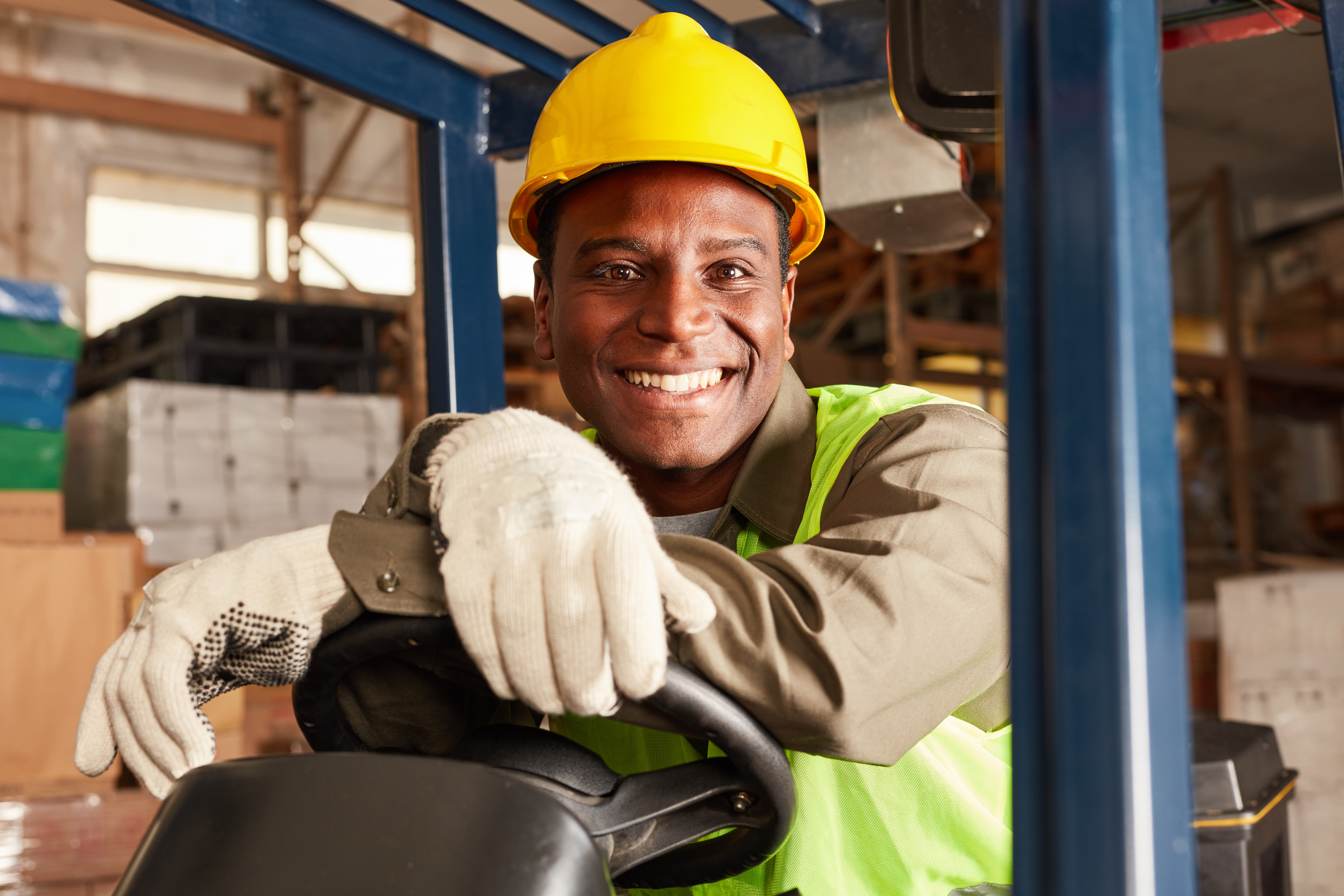 Forklift Driver - About MidCo