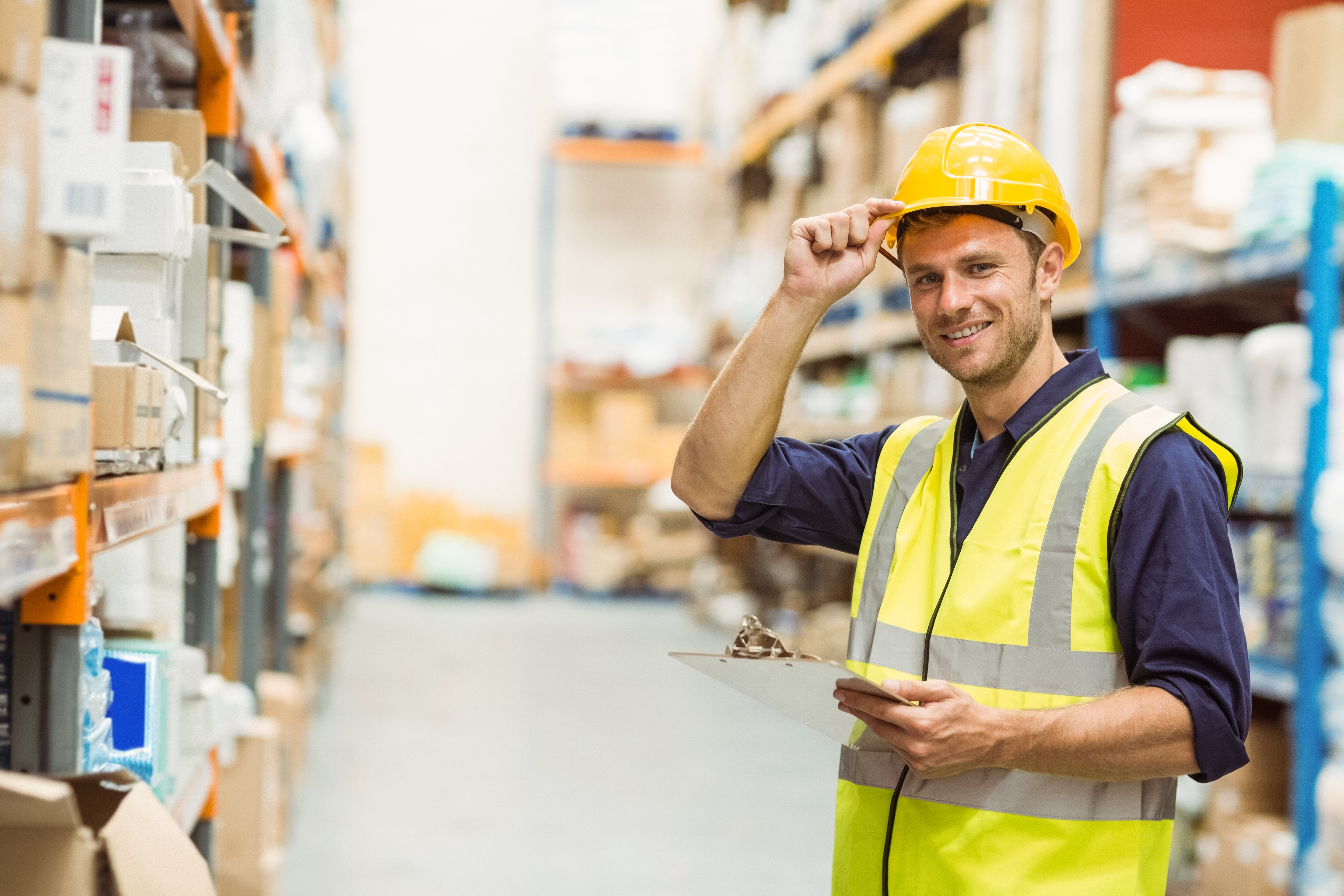 Warehouse Worker - About MidCo