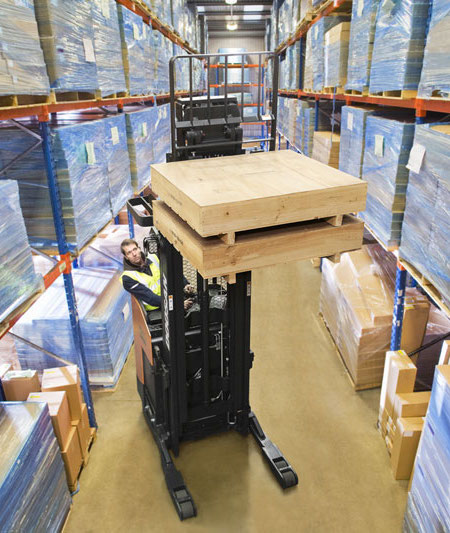 Specialized Reach Truck