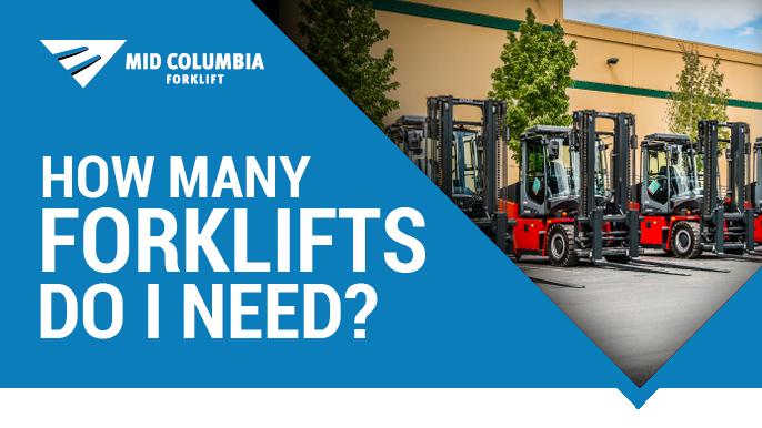 Blog Image - How Many Forklifts Do I Need_