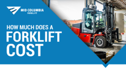 Blog Image - How Much Does a Forklift Cost