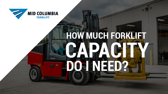 Blog Image - How much forklift capacity do I need