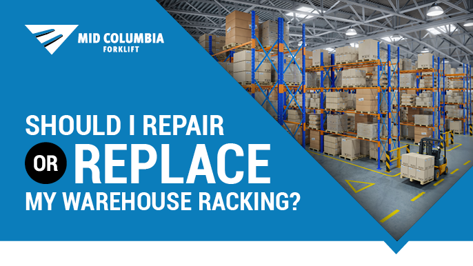 Blog Image - Should I Repair or Replace My Warehouse Racking