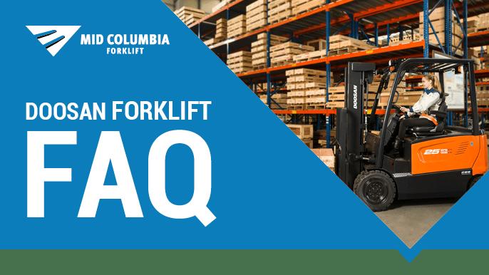 Doosan Forklift FAQ