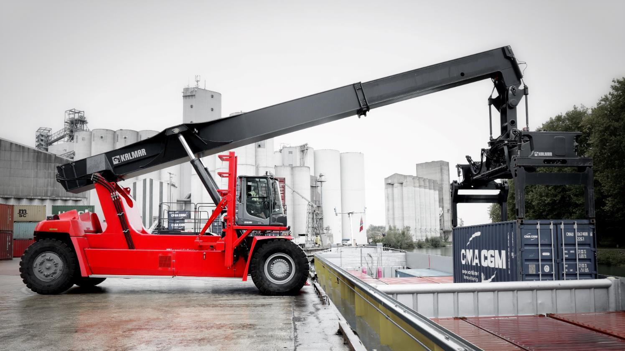 Kalmar Forklift DRG 450-75 S6H