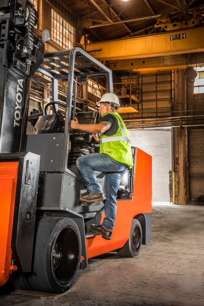 Forklift Training & Certification