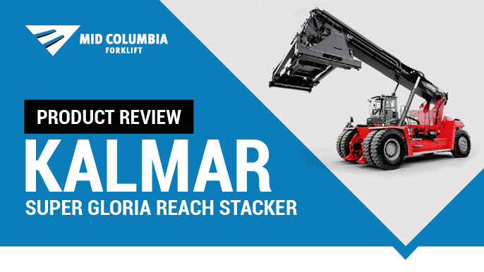 Product Review Kalmar Super Gloria Reach Stacker