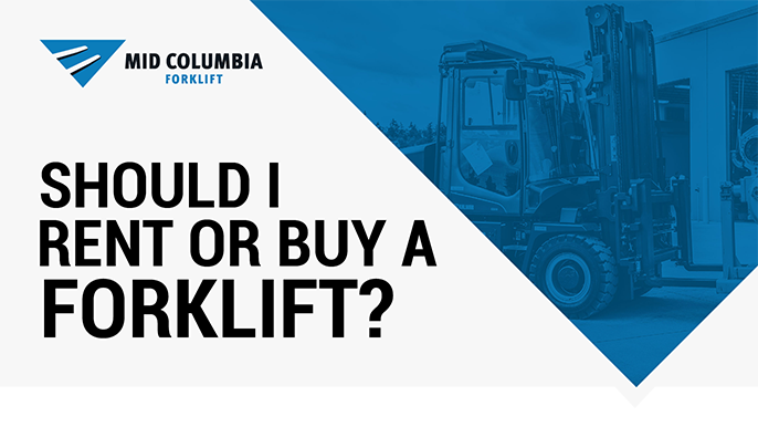 Should I Rent or Buy a Forklift