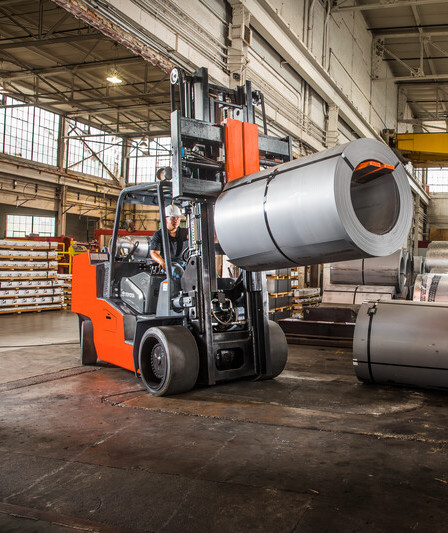 Specialized Forklift Configurations