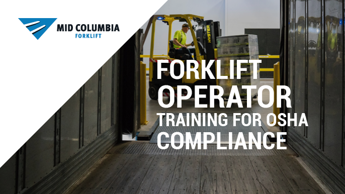 Forklift Operator Training for OSHA Compliance