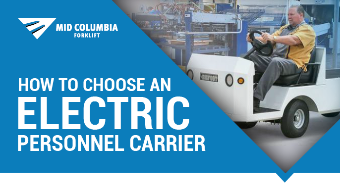 How to Choose an Electric Personnel Carrier
