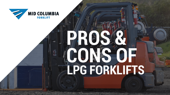 Pros and Cons of LPG Forklifts