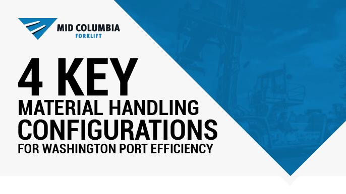 4 Key Material Handling Configurations for Washington Port Efficiency