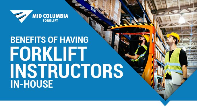 Benefits of Having Forklift Instructors In-House