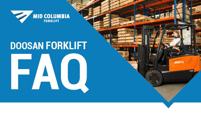 Where Are Doosan Forklifts Manufactured? Doosan Forklift FAQ