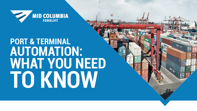 Port & Terminal Automation: What You Need To Know