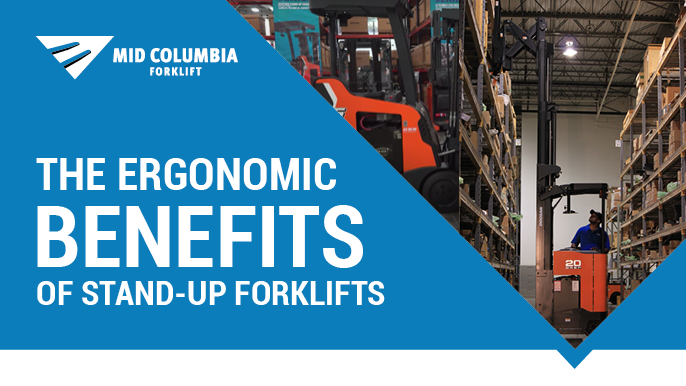 The Ergonomic Benefits of Stand-Up Forklifts