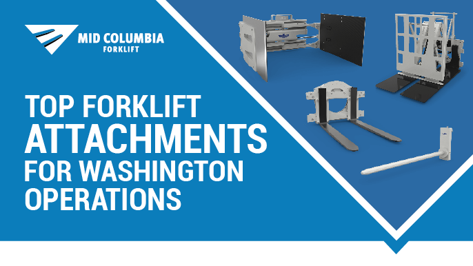 Top Forklift Attachments for Washington Operations