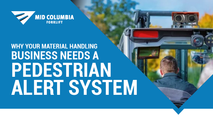 Why Your Material Handling Business Needs a Pedestrian Alert System