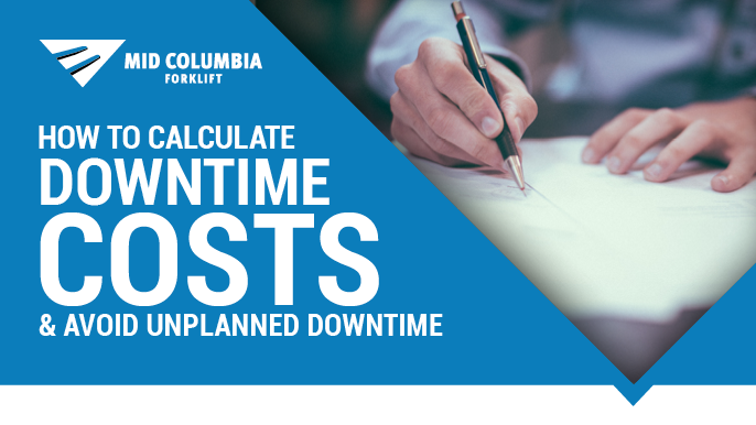 How to Calculate Downtime Costs and Avoid Unplanned Downtime